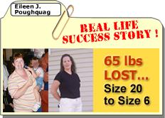 Meet Eileen J: 65 lbs Lost